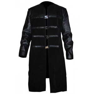 Streaming- Men's Long Coat