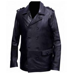 Sooty - Men's Leather Coat