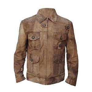 Vintage - Men's Leather Jacket